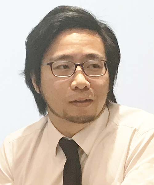 Photo of Yee Hang Mathew WONG